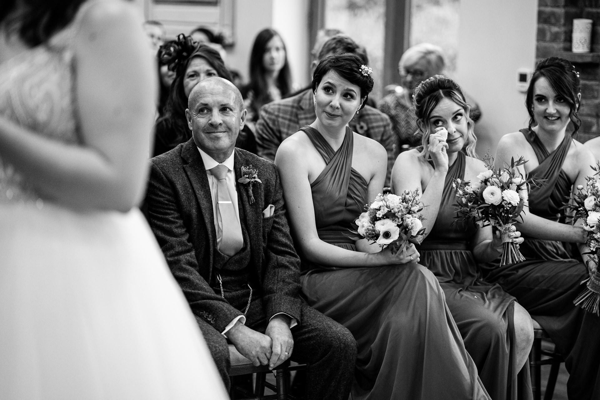 Wootton Park Winter Wedding Photography