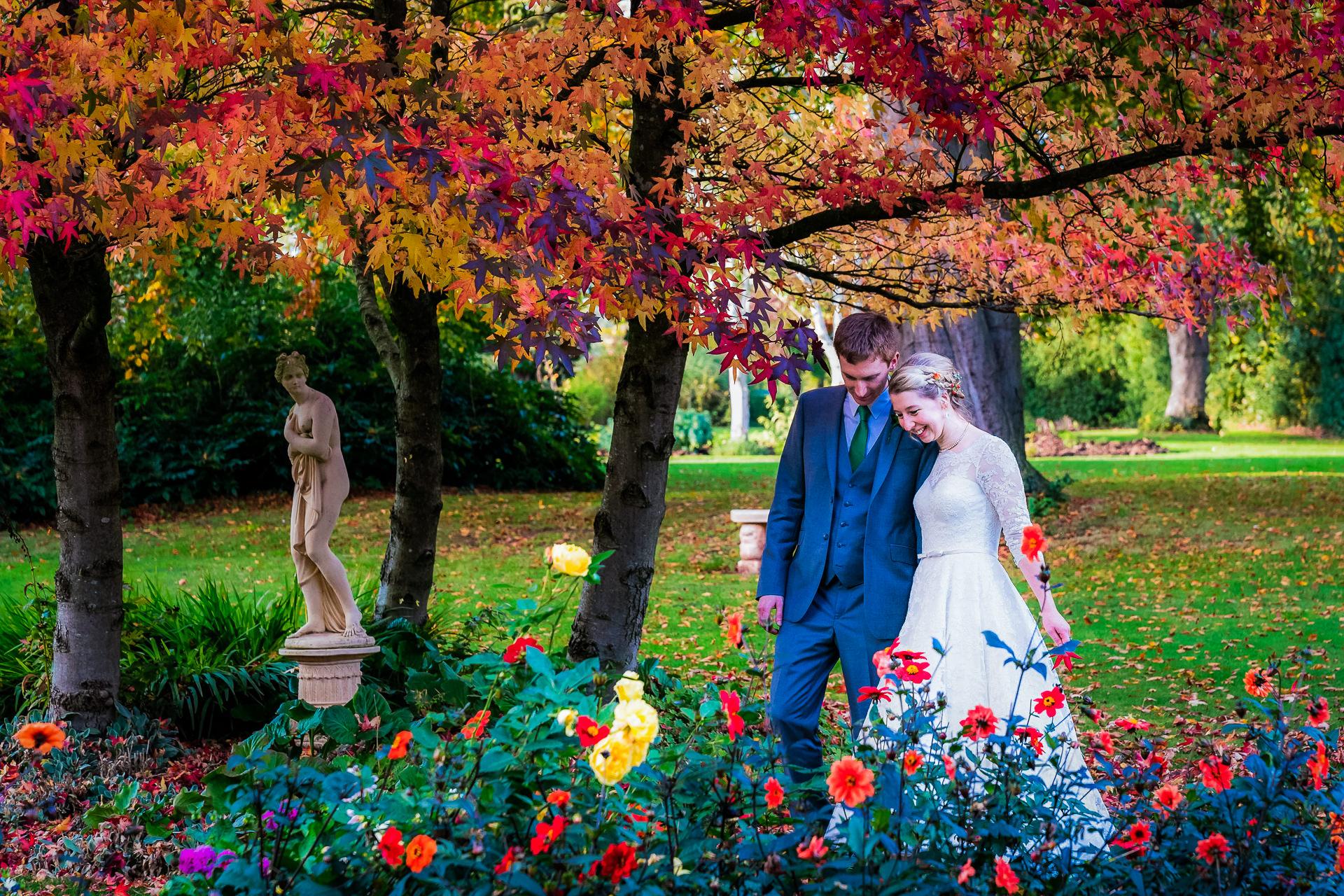 Rodbaston Hall Wedding Photography